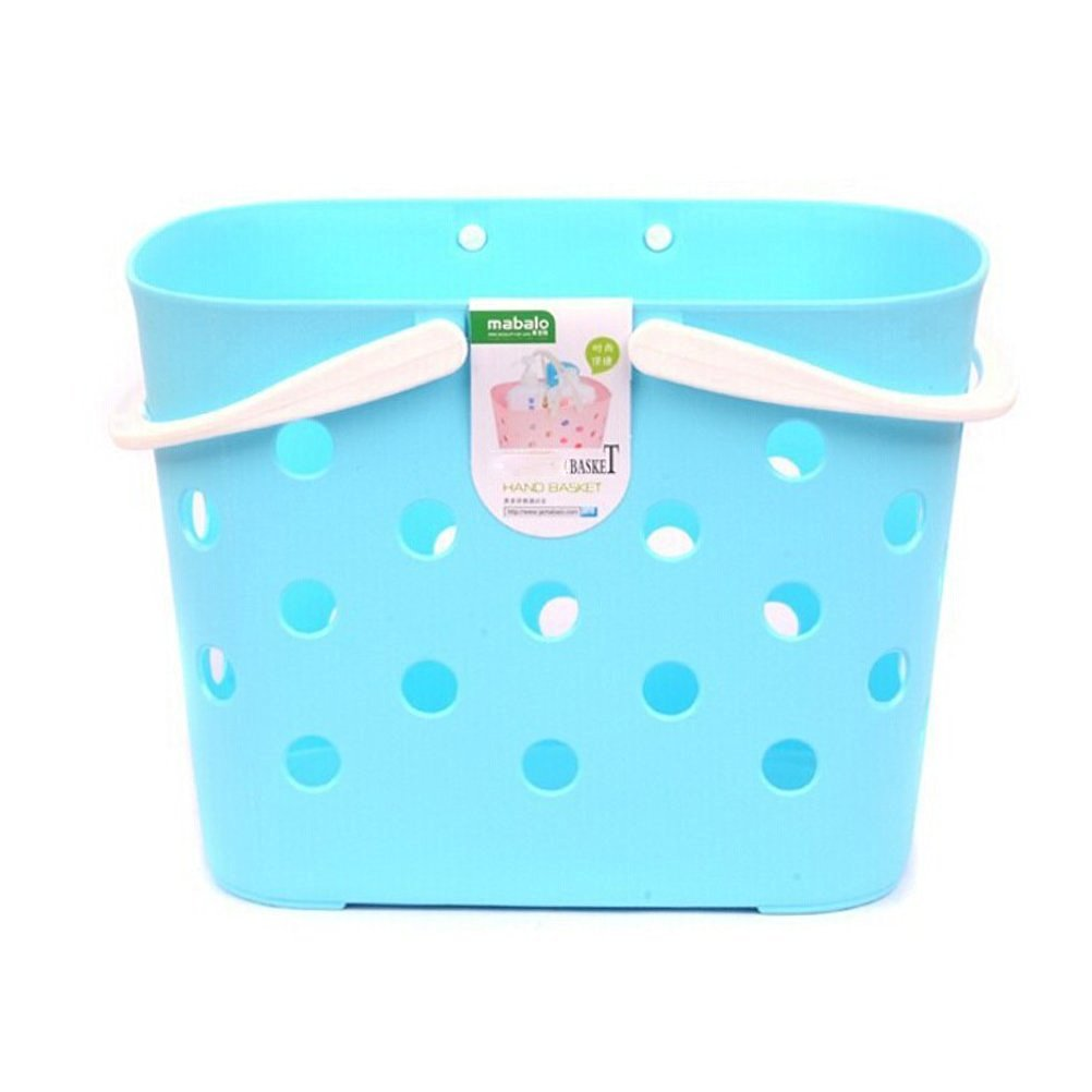 Buy Tinksky Plastic plastic shower storage Bathroom Storage Tote ...