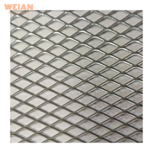 0.1mm Min Size Expanded Metal Mesh For Retailers