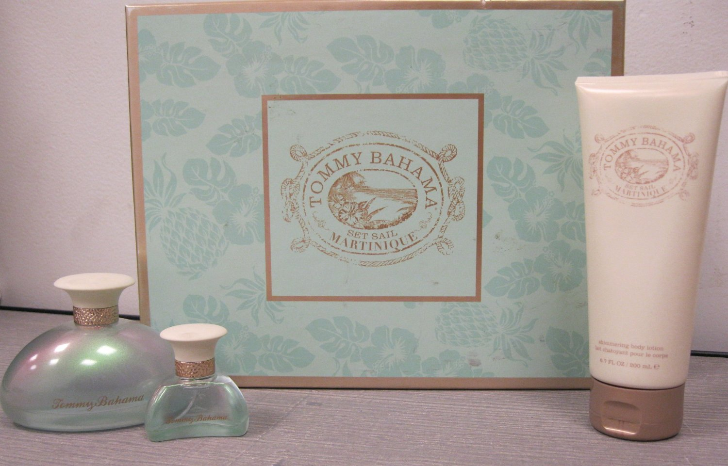 Tommy Bahama Set Sail Martinique By Tommy Bahama for Women - 3 Pc Gift Set