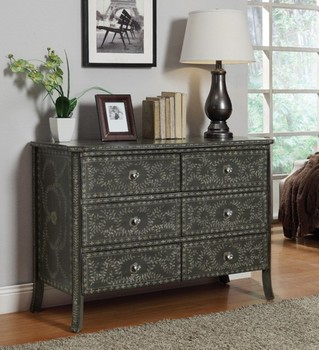 Mother Of Pearl Inlay Furniture, Antique Storage Cabinet