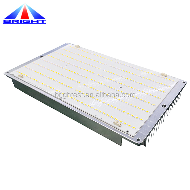 2018 hot sales! 288 Samsung 561c s6 bin led quantum board with driver and heatsink for grow light