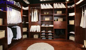 Prima MDF Bedroom Cheap Walk In Closet