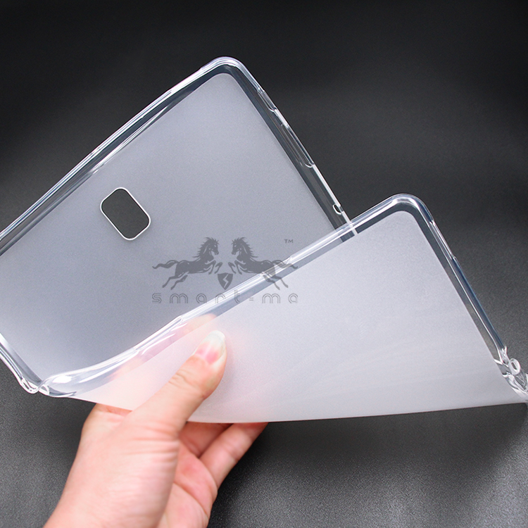 Silicon Case Clear TPU Back Cover Voor Samsung Galaxy Tab S4 Tablet Case
