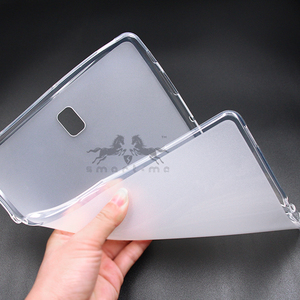 Silicon Case Clear TPU Back Cover For Samsung Galaxy Tab S4 Tablet Case