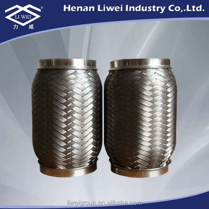 Exhaust Gas Stainless Steel Expansion Bellows Joint