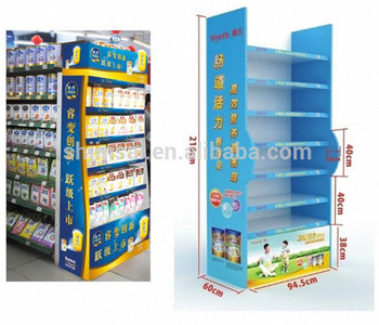 China Customer Size Home Shelf