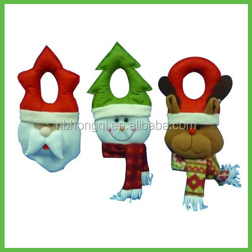 Snowman/Santa Claus/Christmas Bear design Xmas Door Hanger