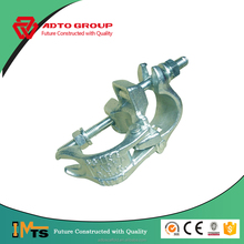 BS Standard Manufacturer Scaffolding Board Retaining Copler Droped Forged Galvanized Double Swivel Coupler for Sale