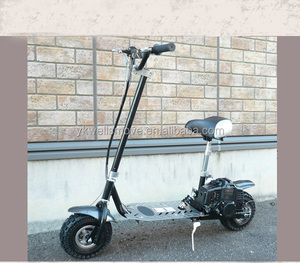 classical cheap gas powered scooter 49cc