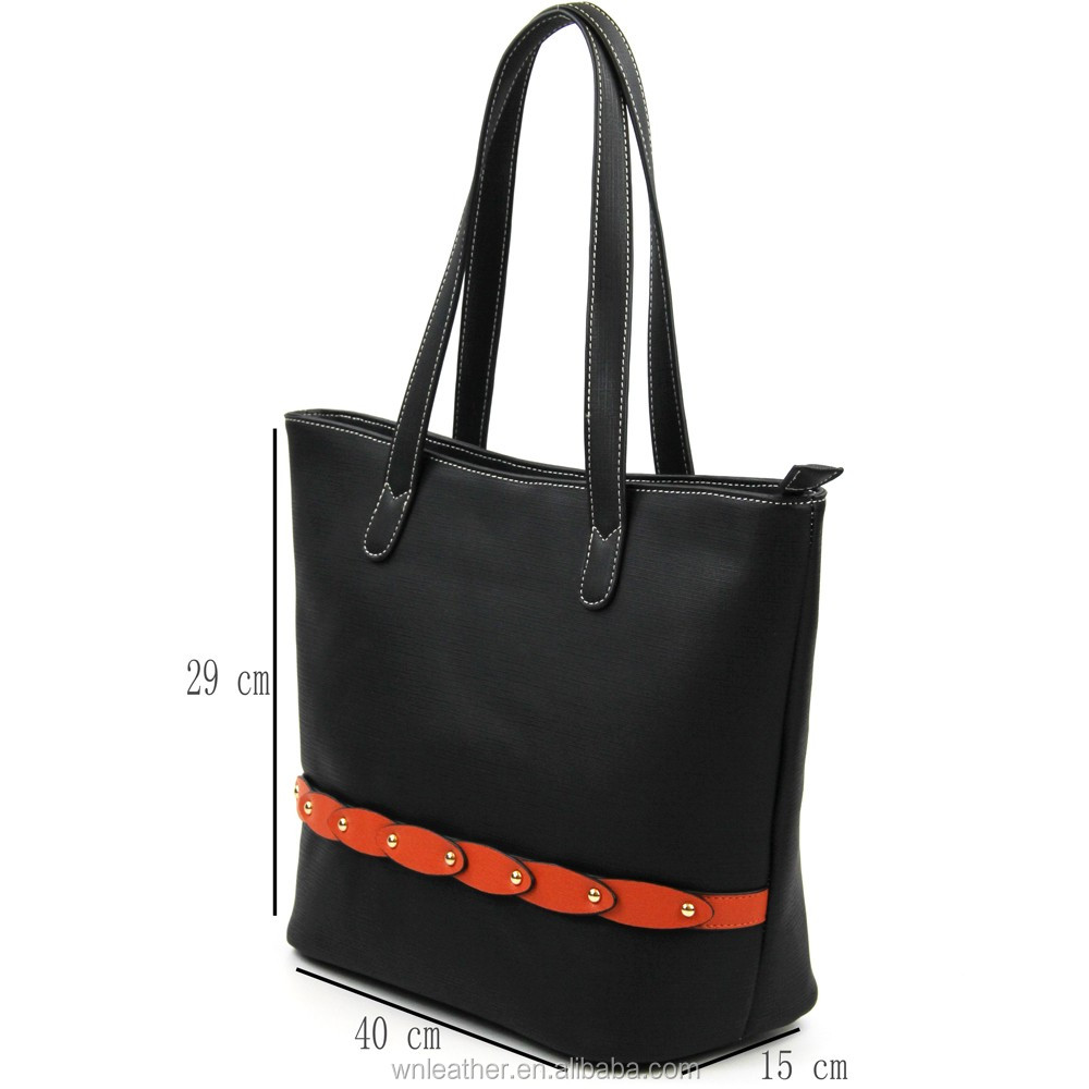 A 261 Oem Best Malaysia Brands Black Las Accessorize Handbag Slouchy Leather Handbags