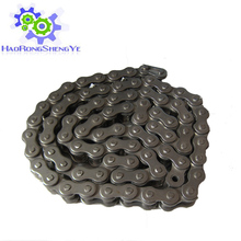 Stainless steel duplex roller chain (A and B series)