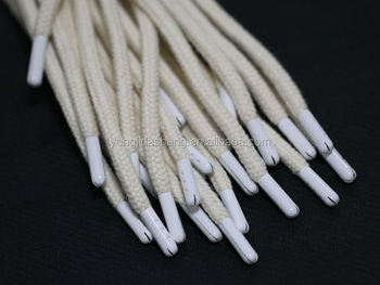 Drawstring Cord With Gold Tips For Hoodies Led Shoes