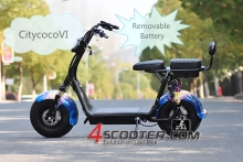 2017 new product Mademoto citycoco electric scooter dropshipping with double seat e scooter wheel rim for sale