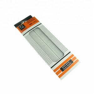 Cheap price KJ378 Test Develop Bread Board 830 Point MB-102 Solderless Breadboard