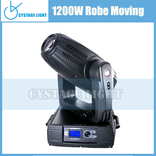"""ROBE' 1200W Spot Moving Head Light wash lighting price"