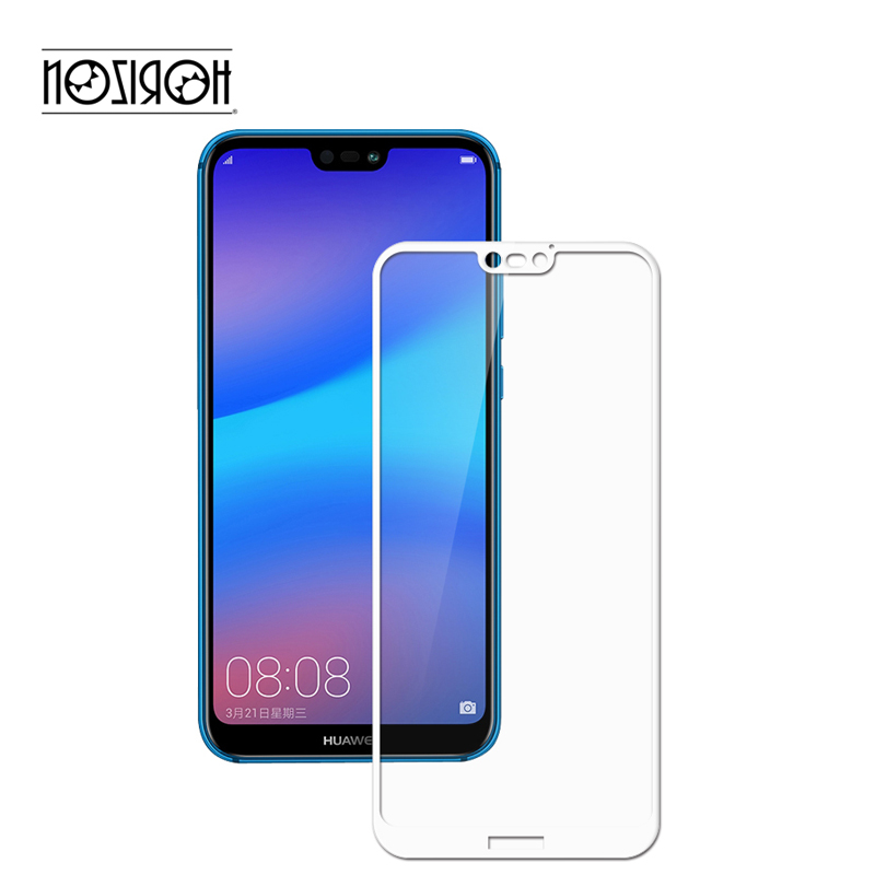 For Huawei Nova 3e Full Screen Protector For Huawei P20 Lite Tempered Glass OEM