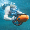 blue sea scooter/300W electric diving sea scooter/300W Water booster/Diving equipment/electric 300W Swimming
