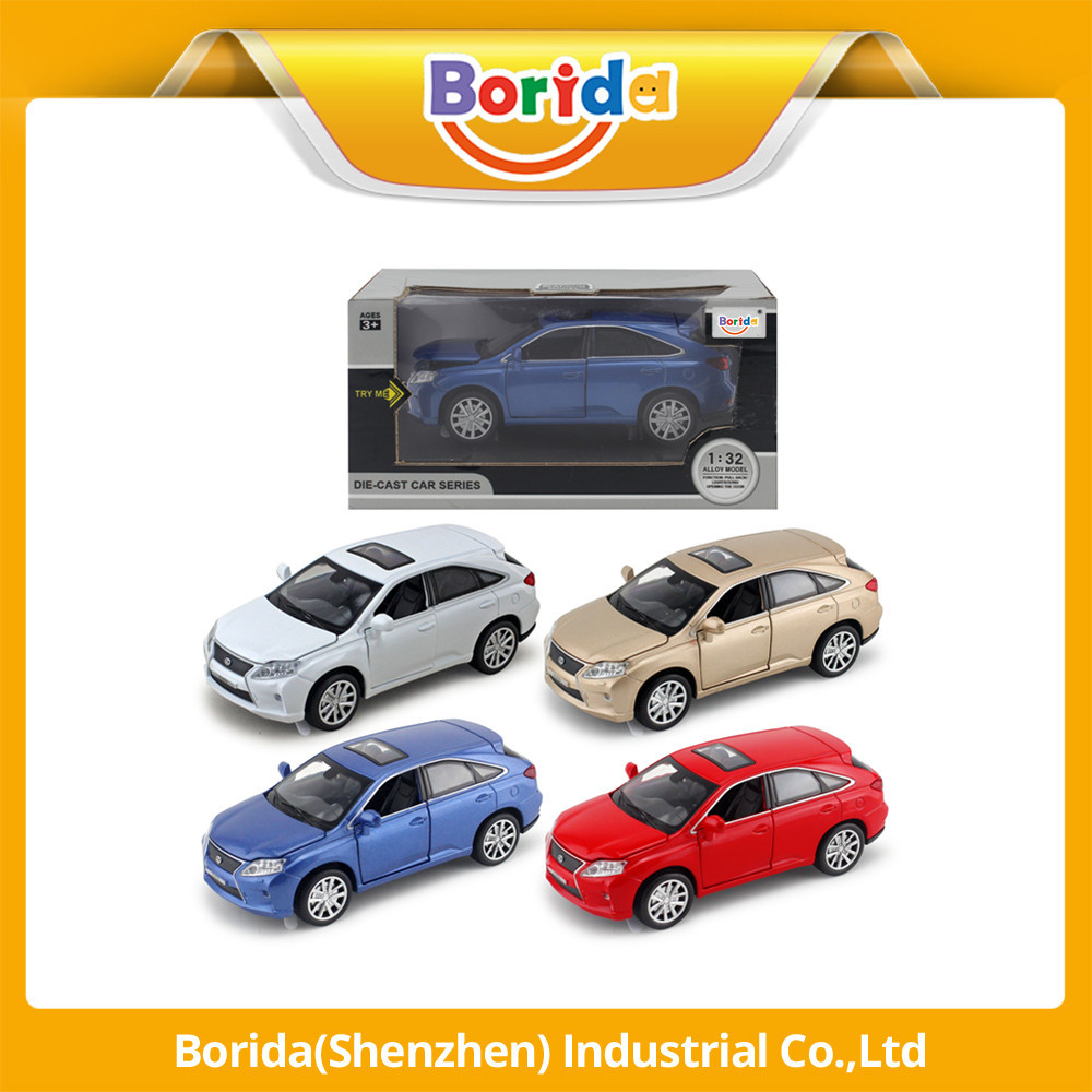 Newest product mini metal alloy toy diecast model car 1:32
