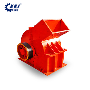 glass recycling machinery PC 600*400 hammer crusher suppliers in China