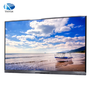 86 inch all in one smart board ir interactive whiteboard, multi touch screen interactive whiteboard