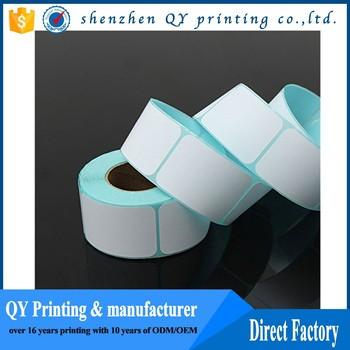 Custom Design Pre Printed Price Thermal Labels For Gun