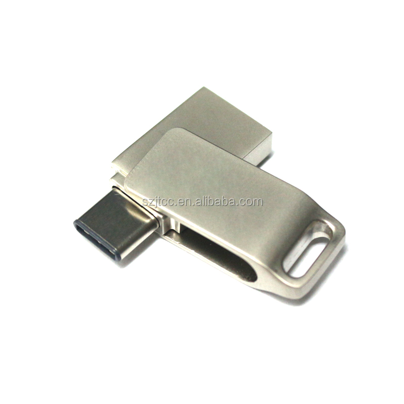 Hotsale Smartphone Metal Type C USB Stick 32GB