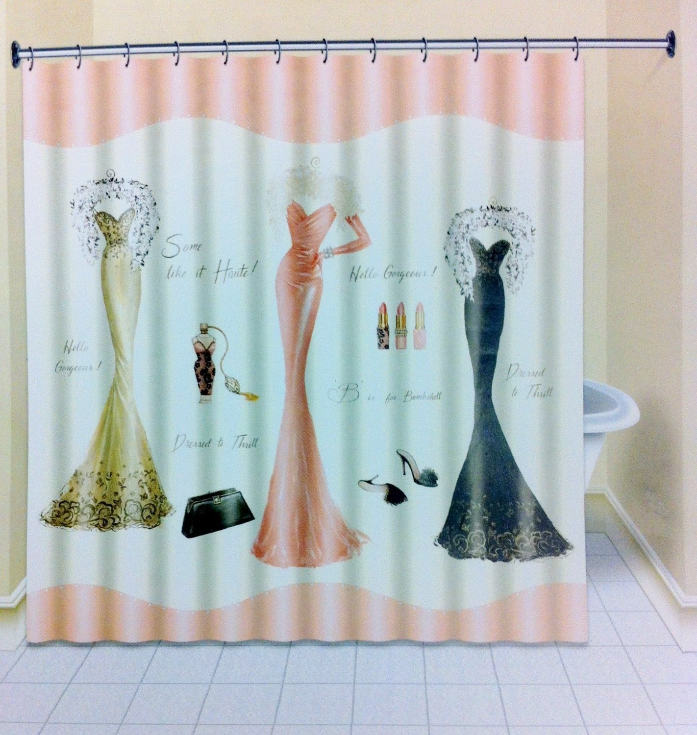 Cheap Dressed To Thrill Shower Curtain, find Dressed To Thrill ...