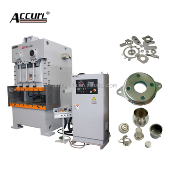 Accurl Gtx-400t Mechanical Presses/400 Ton H Frame Two Points Power  Press/400 Ton H-frame Double Crank Power Press For Sale - Buy Double Crank