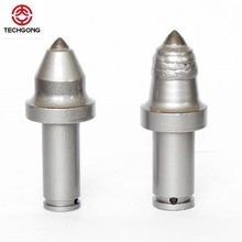 Continuous coal mining machine tungsten carbide mining bits