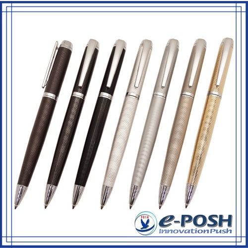 High-end advertising quality metal ballpoint pen