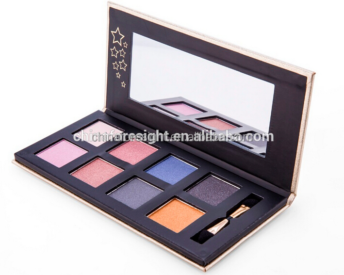 Professional 1-15 color eyeshadow palette colorful make-up cosmetic eye