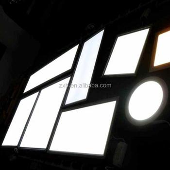 Kreis El-hintergrundbeleuchtung Panel,Cuttable El Panel - Buy ...