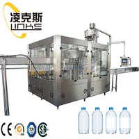 2018 Hot selling glass bottle 3 in 1 filling machine with great price