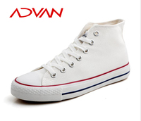 2016 Classic White Canvas Shoes Wholesale Casual Ladies Vulcanized Sneakers High Neck Shoes Women 2016
