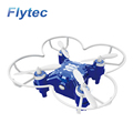 Flytec SBEGO 124+ Pocket Drone All In One Mini Drone 3.7V 200mAh Radio Control Toy Blue