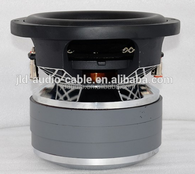 Chinese Speaker Manufacturer 12inch Spl Car Subwoofer 2500w Rms ...
