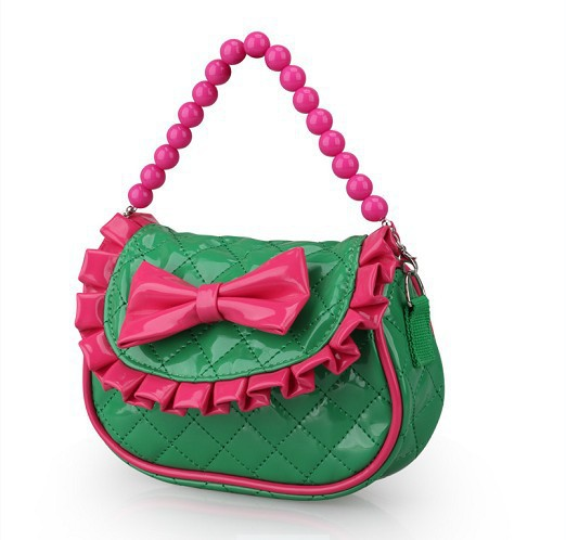 d371ca8a01f7 Get Quotations · Kids hand bag children handbags for girls Mini bags  beading child handbag cute princess PU messenger