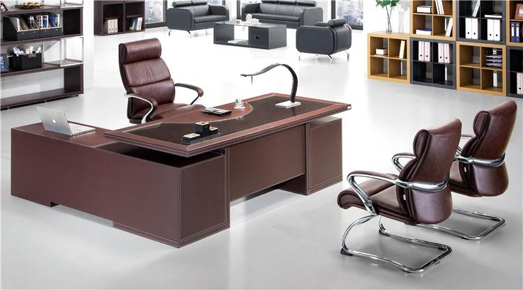 Moderne gestionnaire bureau conception f bon prix de luxe