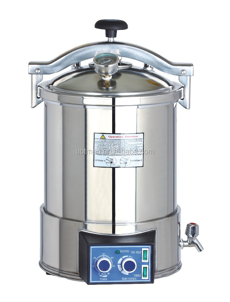 hot sale portable steam sterilizer and dryer spices