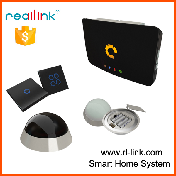 zigbee home automation product, tablet smart home product , zigbee home automation RL898