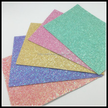 A4 Size Glitter Fabric Sheet For DIY Crafts Material