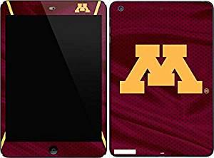 University of Minnesota iPad Mini 3 Skin - Minnesota Red Jersey Vinyl Decal Skin For Your iPad Mini 3