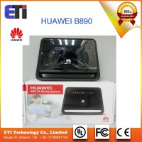 New Original Unlock LTE FDD 100Mbps HUAWEI B890 4G LTE WiFi Router And 4G Mobile WiFi