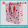 OEM high quality recycled wedding paper gift bag