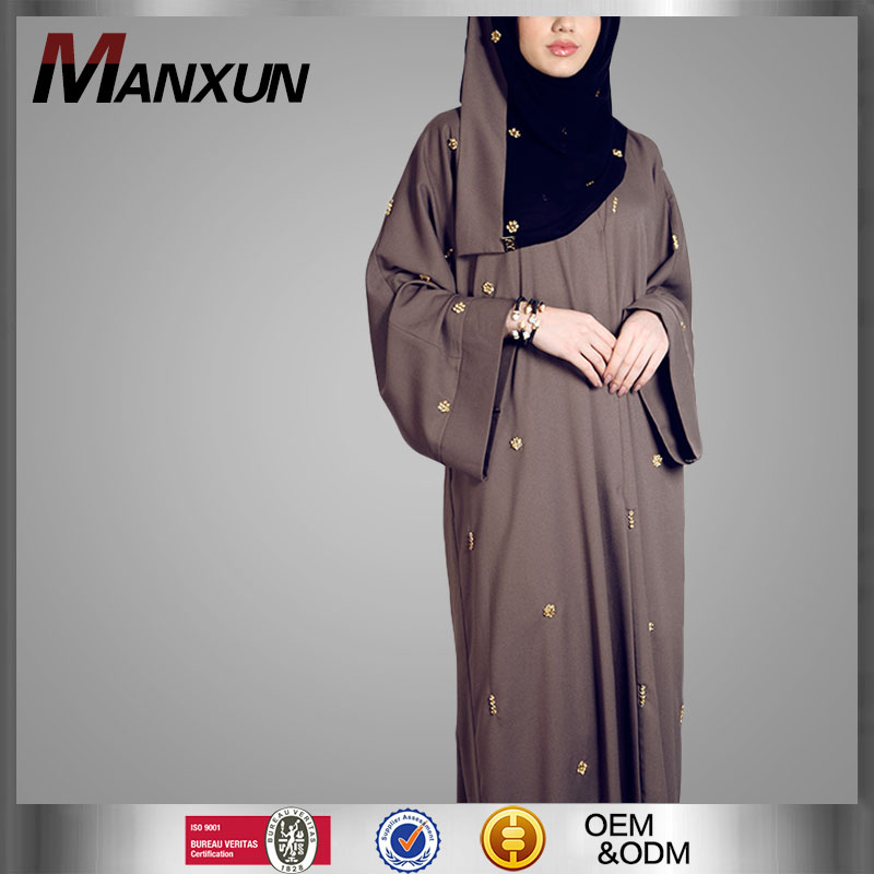 Products Exported To Dubai Muslim Abaya Designs Fashion Bead Maxi Dress Women