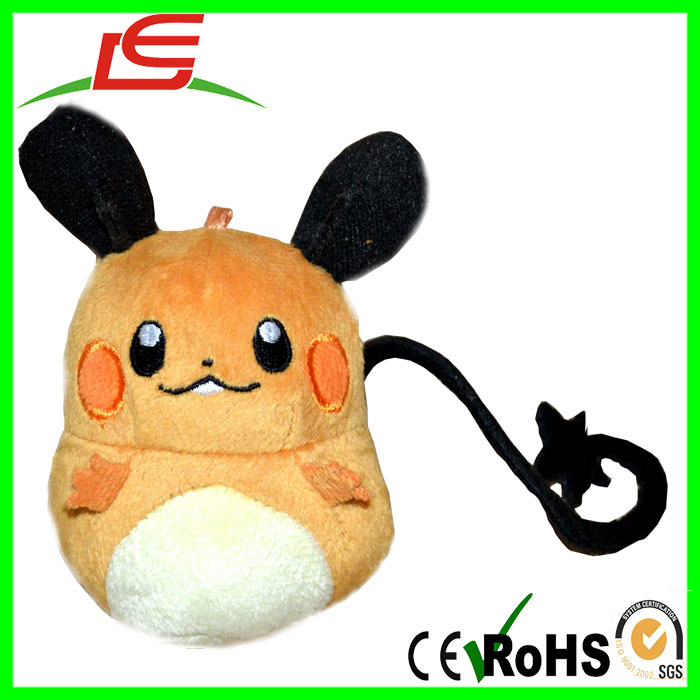 Electric Fairy Ver3 Dedenne Pokemon Plush Dolls For Kids