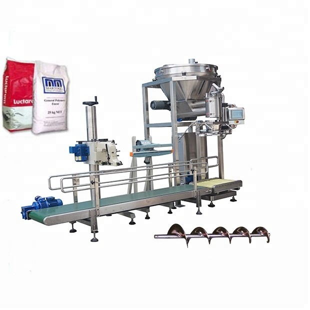 25-50kg big bag filling and packing machine with automatic weighting system