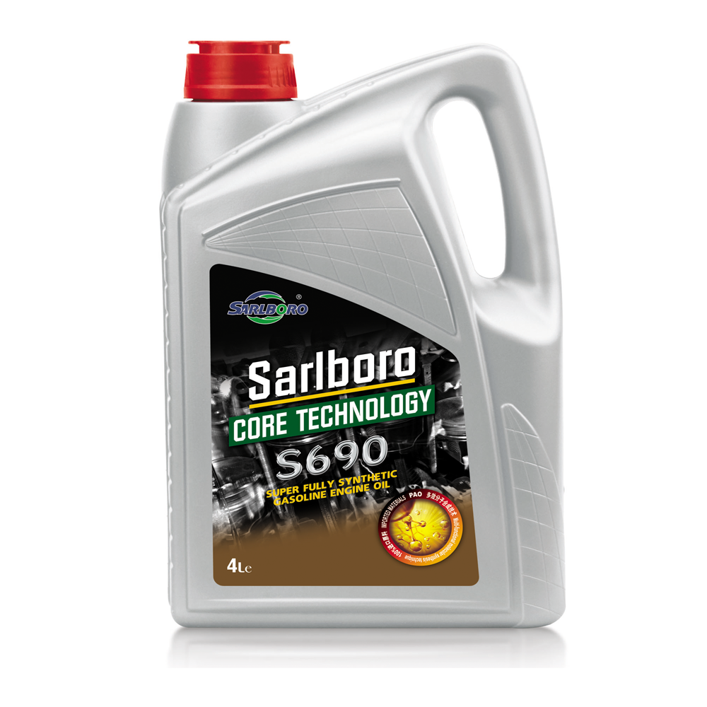 Motor Oil Brands >> Motor Oil Brands Sarlboro L Full Synthetic Gasoline Engine Oil Sn 0w