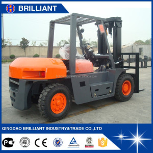 High Quality 8T Diesel Forklift / Forklift Mechanic with Best Forklift Trucks Price