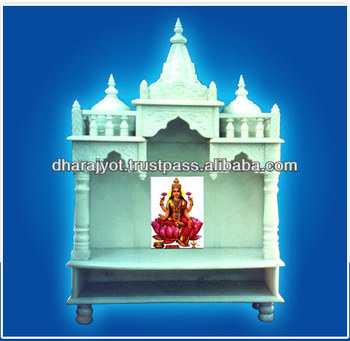 Small Marble Home Decorative Temple - Buy Beautiful White Marble ...